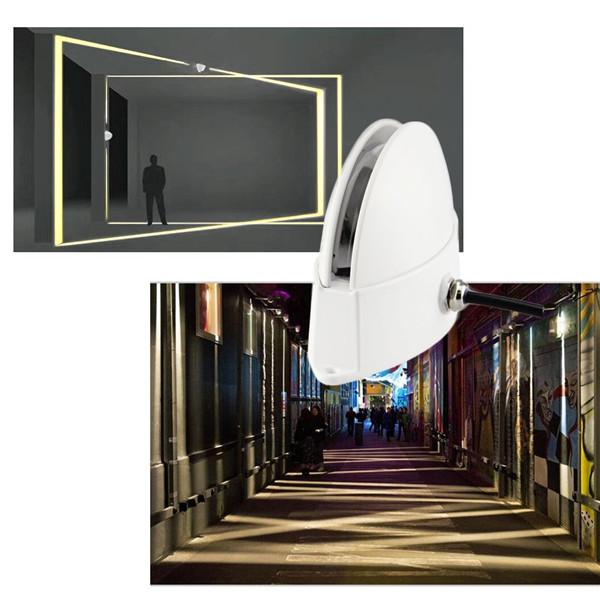 Window Light Garage Door Frame Lighting LED Wall Washer Light - Polennon